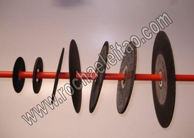Discos Abrasivos de Corte e Rebarbar