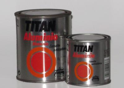 Esmalte Alumínio Anticalórico