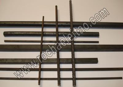 Ferros, Aços, Inox e Alumínios