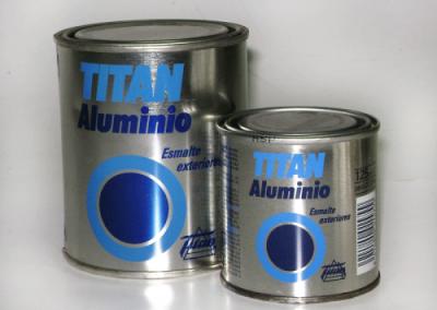 Esmalte Alumínio