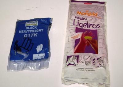 Luvas de Limpeza