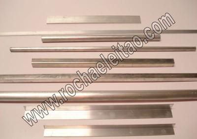 Perfil e Tubo de Alumínio